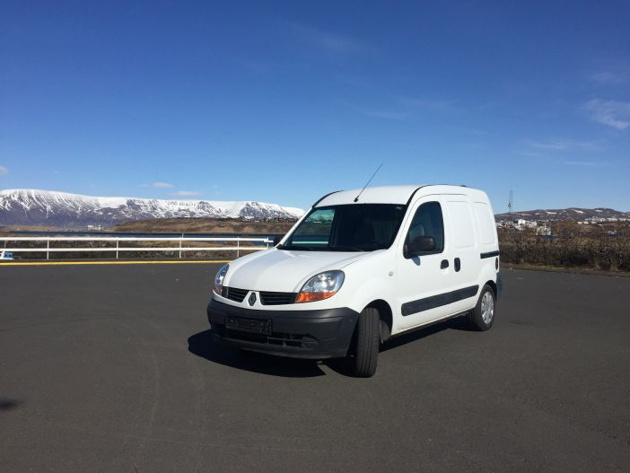 The Nicest Camper In Iceland Renault 2008