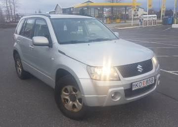 Suzuki Vitara 2007 Iceland