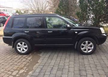 Nissan Xtrail 2006 Iceland