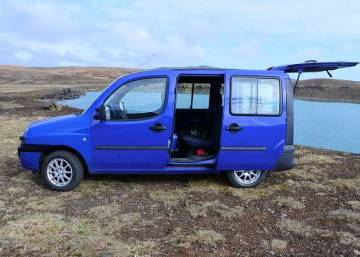 Fiat 2004 2004 Iceland