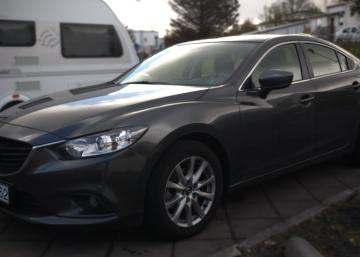 Mazda 6 2017 Iceland