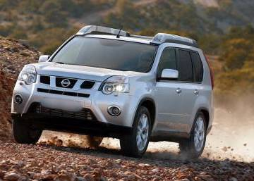 Nissan X trial  2008 Iceland