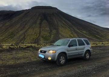 Ford Escape 2007 Iceland