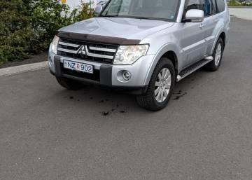 Mitsubishi Pajero 2007 Iceland