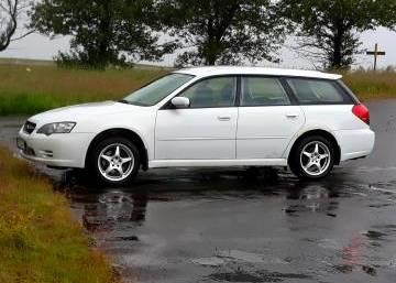 Subaru Legacy 2004 Iceland
