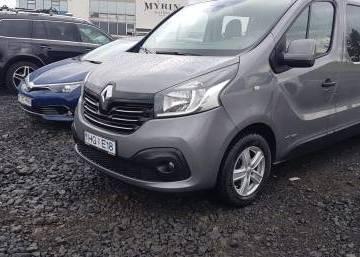Renault Traffic 2016 Iceland