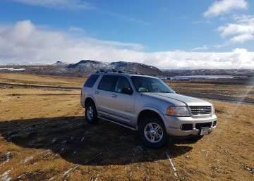 Ford Explorer 2006 Iceland