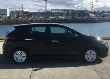 Nissan Leaf 2018 Iceland