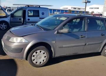 Renault Megane 2004 Iceland
