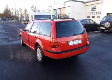 VW Golf 2006 Iceland
