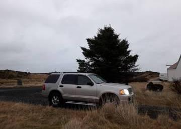Ford Explorer 2004 Iceland