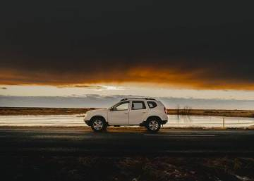 Dacia Duster 2018 Iceland