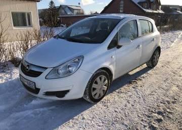 Opel Corsa 2008 Iceland