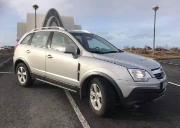 Opel Antara 2007 Iceland
