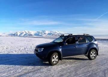 Dacia Duster 2017 Iceland