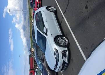 VW Golf GTE 2017 Iceland