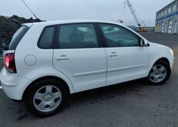 VW Polo 2007 Iceland
