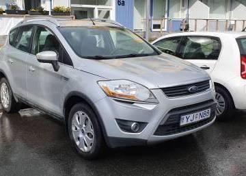 Ford Kuga 2010 Iceland