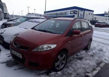 Mazda 5 2006 Iceland