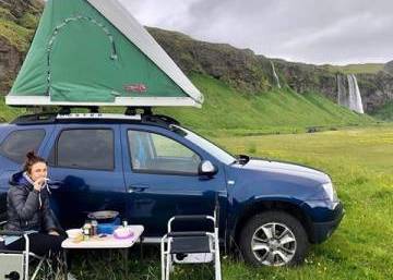 Dacia Duster 2017 Iceland
