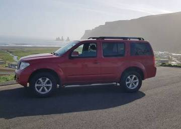 Nissan Pathfinder  2007 Iceland