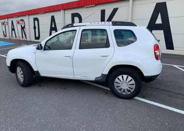 Dacia Duster  2014 Iceland