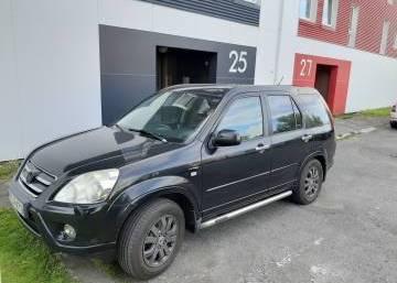 Honda Crv 2006 Iceland