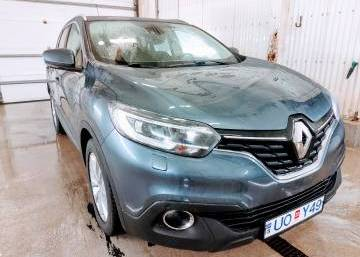 Renault Kadjar 2017 Iceland