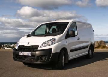 Peugeot Partner 2016 Iceland
