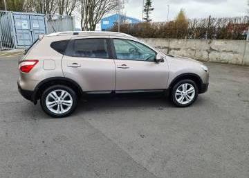Nissan Qashqai  2012 Iceland