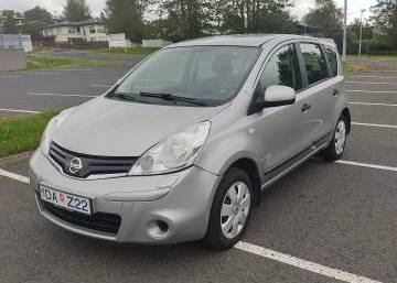 Nissan Note 2012 Iceland