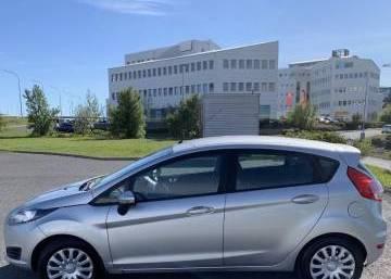 Ford Fiesta 2015 Iceland