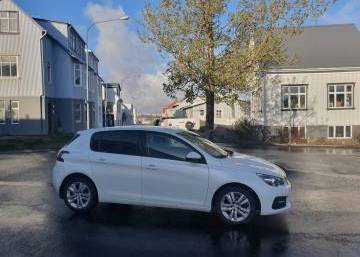 Peugeot 308 Active 2018 Iceland