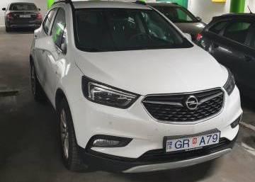 Opel Mokka 2018 Iceland
