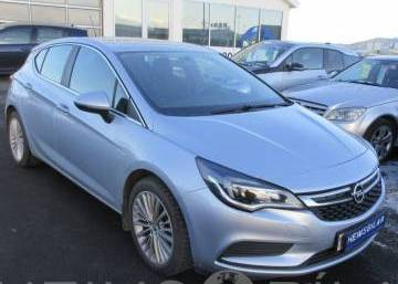 Opel Astra 2016 Iceland