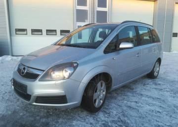 Opel Zafira b 2007 Iceland