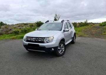 Dacia Duster 2016 Iceland