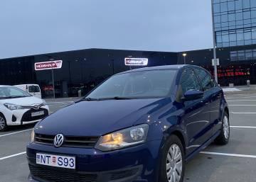 VW Polo 2011 Iceland