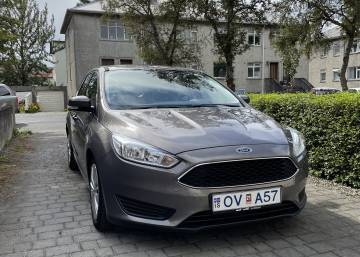 Ford Focus 2015 Iceland