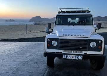 Land Rover Defender 2015 Iceland
