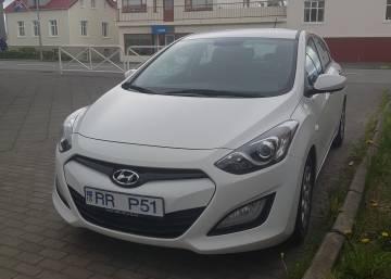 Hyundai I30 2014 Iceland