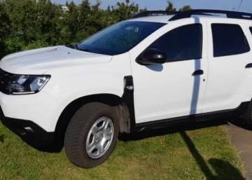 Dacia Duster 2018 Iceland