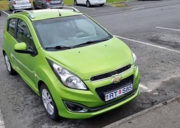 Chevrolet Spark 2014 Iceland