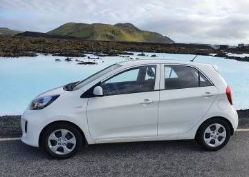 Kia Picanto  2015 Iceland