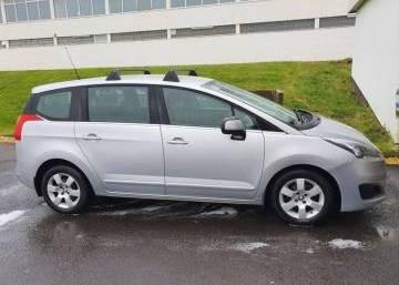 Peugeot 5008 2014 Iceland