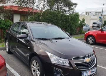 Chevrolet Cruze  2016 Iceland