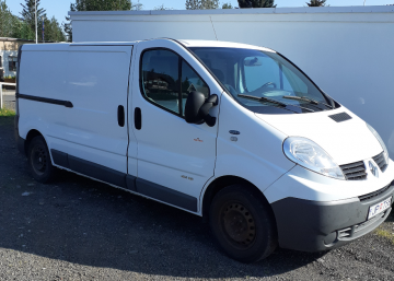 Renault DCI 115 2011 Iceland