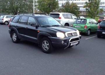 Hyundai Santa Fe 2003 Iceland