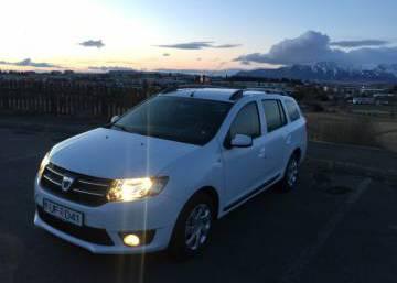 Dacia Logan 2017 Iceland