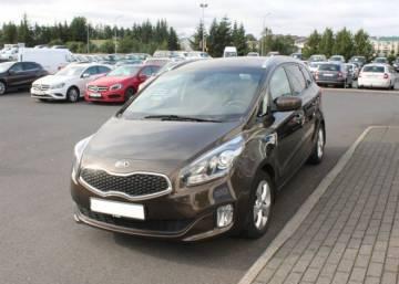 Kia Carens 2014 Iceland